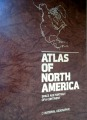 Atlas of North America. Space age portrait of a continent. National Geographic