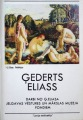 Gederts Eliass - Set of postcards, 16 pcs. + 1 photo reproduction (full set), 14x9,5 cm