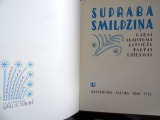 Sudraba Smildziņa. With color Illustration 60 pcs.