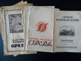 LNO programs 1925-1940 years. 10 + 1 pcs. (LNT)