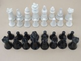 Porcelain chess full set