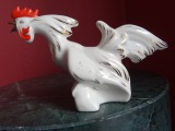 RPF - The Rooster. Porcelain, h 8.5 cm
