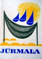 Postcard set - Jurmala 1964, 16 pcs.