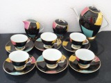 GDR - Tea set for 6th persons
