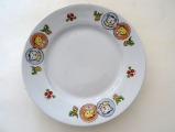 RPF - Plates with bears, 2 pcs., 1970, Ø 20 cm