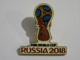 Badge - FIFA World Cup Russia 2018