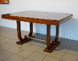 Dining table, French
