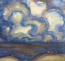 Clouds. Improvisation about Apshuciems