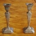 Art Deco candlesticks 2 pcs.
