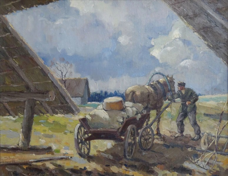 Work in the countryside
