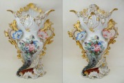 Pair of porcelain vase