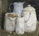 Still life with nuts