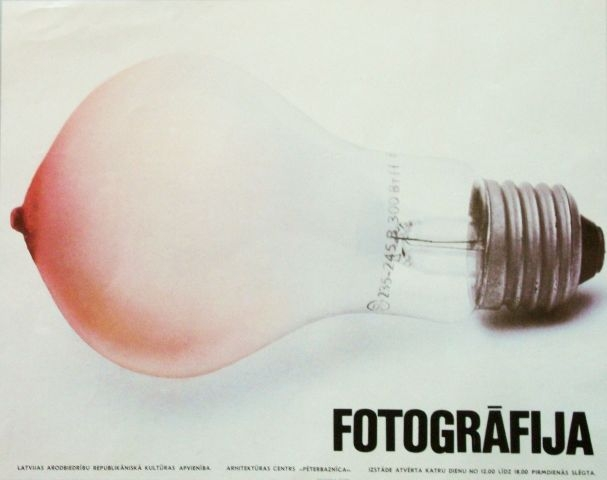 Poster. Photo