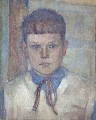 The boy's portrait. Ivar