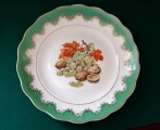 "RPF - Plates ""Fruits"" 2. pcs."