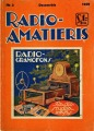 Radio amateur magazine Nr. 3, 1930