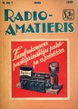 Radio amateur magazine Nr. 7, 1930