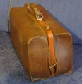 Medical leather bag