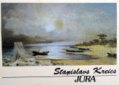 "Postcard set ""Staņislavs Kreics. Sea"" 12 pcs., full set"