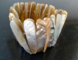 Bracelet, mother of pearl
