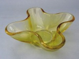 Ilguciems glass factory - Dish 9,5x9,5 cm