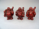 Chinese figurines 3 pcs