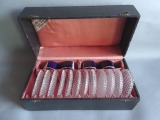 Heeringa&Co - Set of trays and napkin holders in a box