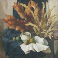 Still life with henbanes