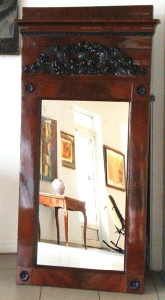 Biedermeier mirror