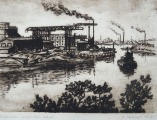 Industry in Milgravis